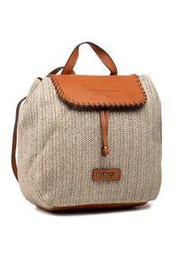 Refresh Plecak 83365 Beżowy. Kolor: beżowy