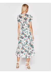 IRO Sukienka letnia Plauna A0552 Kolorowy Regular Fit. Wzór: kolorowy. Sezon: lato