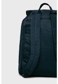 Doughnut - Plecak Montana Navy Series. Kolor: niebieski. Wzór: paski