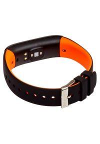 Pomarańczowy zegarek GARETT elegancki