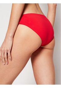 Seafolly Dół od bikini Active 40473-058 Czerwony. Kolor: czerwony