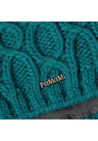 Morska czapka zimowa PaMaMi klasyczna