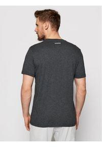 Szary t-shirt Musto