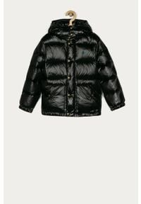 Czarna kurtka Polo Ralph Lauren casualowa, na co dzień, polo
