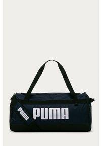 Niebieska torba podróżna Puma