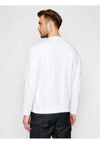 Armani Exchange Bluza 3KZMGD ZJ6HZ 1100 Biały Regular Fit. Kolor: biały