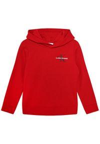 Czerwona bluza Calvin Klein Jeans #3