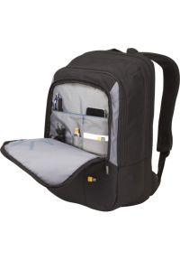 Czarny plecak na laptopa CASE LOGIC biznesowy