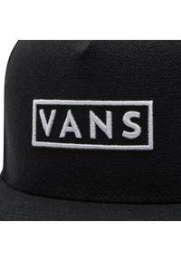 Vans - Czapka z daszkiem VANS - Easy Box Snapback VN0A45DPBLK1 Black. Kolor: czarny. Materiał: wełna, materiał, akryl