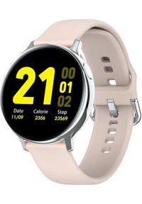 Smartwatch Pacific 24-9 Beżowy. Rodzaj zegarka: smartwatch. Kolor: beżowy