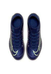 Buty halowe Nike Mercurial Superfly 7 Club MDS IN BQ5462. Materiał: skóra, materiał, syntetyk. Szerokość cholewki: normalna. Sezon: zima. Sport: piłka nożna