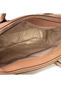 Różowa torebka klasyczna Gino Rossi