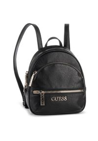 Czarny plecak Guess #6