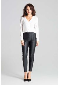 Czarne spodnie Katrus