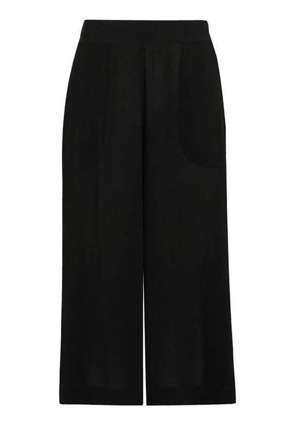Czarne spodnie Cellbes