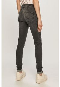 Szare jeansy Cross Jeans