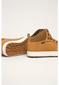 Buty sportowe Big-Star na sznurówki, z cholewką