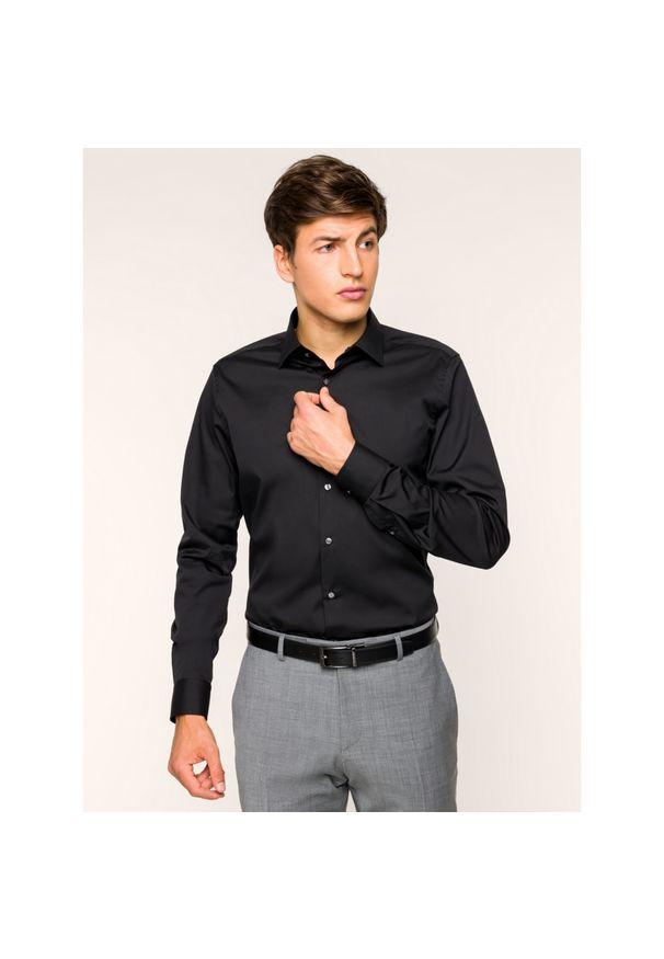 Czarna koszula Strellson