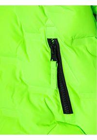 Zielona kurtka sportowa LEGO Wear narciarska
