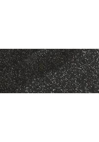 TOP SECRET - Bluzka z dekoltem w łódkę. Kolor: czarny. Materiał: materiał. Sezon: zima, jesień. Styl: elegancki