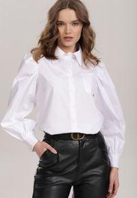Renee - Biała Koszula Nemenrane. Kolor: biały