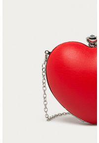 Morgan - Torebka. Kolor: czerwony. Rodzaj torebki: na ramię #4