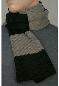 Szalik Adriano Guinari na zimę, elegancki