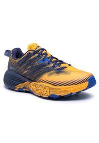 Żółte buty do biegania Hoka One One