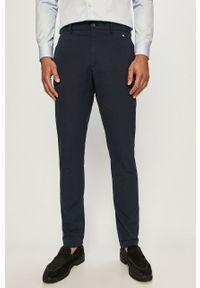 Niebieskie spodnie Marciano Guess na co dzień, casualowe