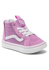 Vans Sneakersy Comfycush Sk8-Hi VN0A4VJN31P1 Różowy. Kolor: różowy. Model: Vans SK8