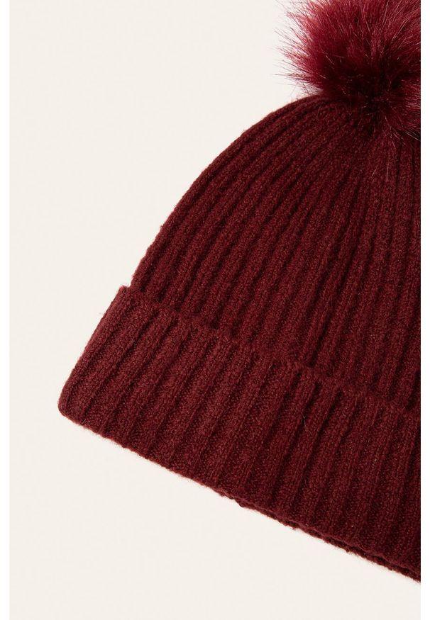 Brązowa czapka only