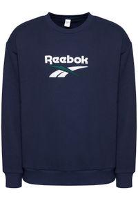 Niebieska bluza Reebok Classic