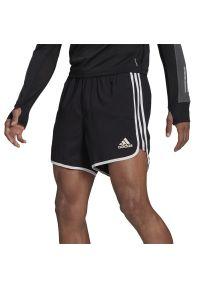Adidas - adidas Marathon 20 Primeblue Running > GK5749. Materiał: materiał, poliester. Wzór: paski. Sezon: lato. Sport: bieganie