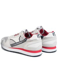 Szare sneakersy U.S. Polo Assn
