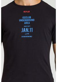 T-shirt Ice Play z nadrukiem