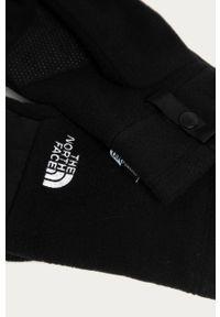 Czarne rękawiczki The North Face