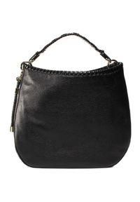 Czarna torebka DKNY