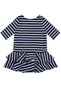 Niebieska sukienka Polo Ralph Lauren casualowa, na co dzień, polo, prosta