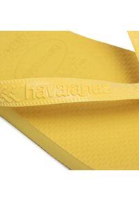 Havaianas - Japonki HAVAIANAS - Top 40000290776 Gold Yellow. Kolor: żółty. Sezon: lato