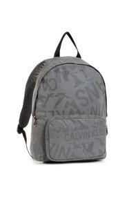 Szary plecak Calvin Klein Jeans