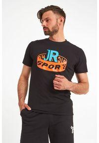 John Richmond Sport - T-SHIRT RAFIAL JOHN RICHMOND SPORT. Długość rękawa: krótki rękaw. Długość: krótkie. Wzór: nadruk, kolorowy. Styl: sportowy