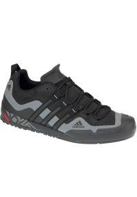 Czarne buty sportowe Adidas z cholewką, Adidas Terrex #1