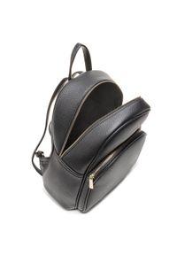 Czarny plecak Puccini