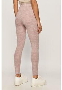 Różowe spodnie dresowe TALLY WEIJL