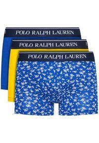 Bokserki Polo Ralph Lauren w kolorowe wzory