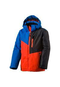 Kurtka McKinley Connor Jr 280491. Materiał: tkanina, poliester, syntetyk. Długość rękawa: krótki rękaw. Sezon: zima. Sport: narciarstwo