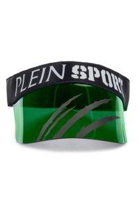 Zielona czapka Plein Sport sportowa