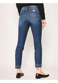 iBlues Jeansy Skinny Fit Violet 71810601 Granatowy Skinny Fit. Kolor: niebieski. Materiał: jeans #2