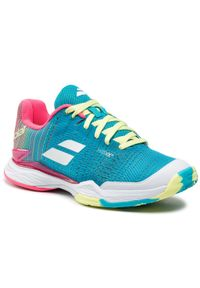 Niebieskie buty do tenisa Babolat