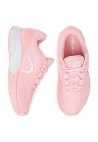 Różowe buty do tenisa Head #8